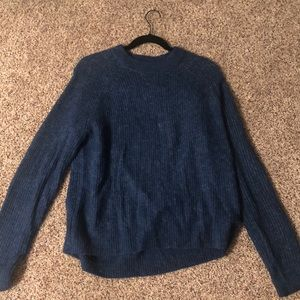 Dark blue sweater from H&M